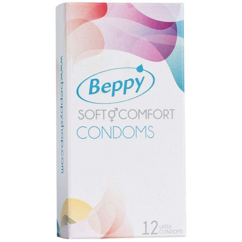 Beppy soft and comfort 12 preservativos - Imagen 1