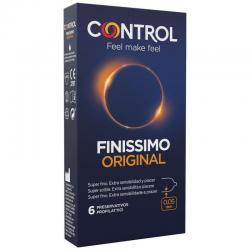 Control finissimo original 6 unidades - Imagen 1