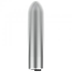 Ohmama bala vibradora 10 modos vibracion - silver - Imagen 3