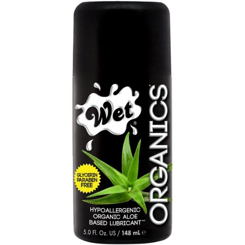 Wet lubricante natural organico 148 ml - Imagen 1