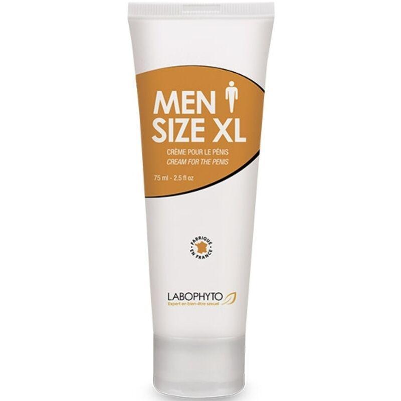 Men size xl aumento tamaño erección 75 ml - Imagen 1