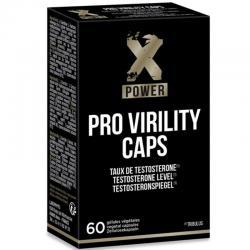 Xpower pro virility capsulas vitalidad y virilidad 60 unidades - Imagen 1