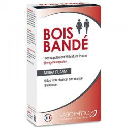 Bois bandé complemento alimenticion resistencia fisica y mental 60 cap - Imagen 1
