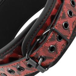 Begme red edition collar con cadenas y pinzas pezones - Imagen 3