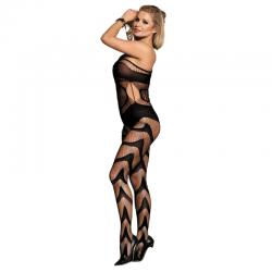 Queen lingerie bodystocking de tirantas s-l - Imagen 2