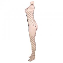 Queen lingerie bodystocking en red con lazos s-l - Imagen 6