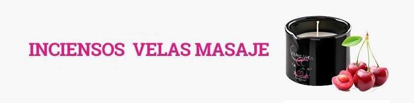 Inciensos, Velas, Masaje Etóticos - Sexshop Boudoir