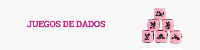 Dados, Diversión asegurada en Sexshop Boudoir