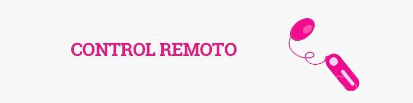 Juguetes eroticos con Control remoto