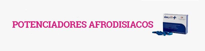 Potenciadores Sexuales Afrodisiacos Masculinos y Femeninos