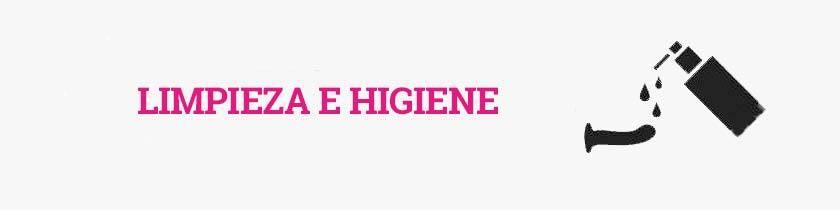 Articulos Limpieza e Higiene - Sexshop Boudoir