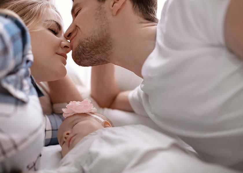 ¿Cómo recuperar la vida sexual después del embarazo?